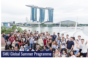 Singapore Management University - SMU Global Summer Programme 2019